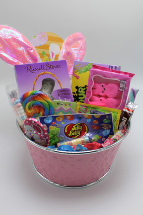Inside View - Classic Easter Basket