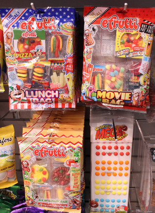 Gummy Foods!