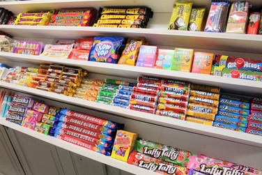 Hard to Find Candy