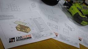 Car Audio Fabrication Box Designs