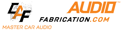 Car Audio Fabrication Main Logo