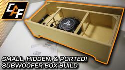 20.02.19_Downfiring TW3 Box Build