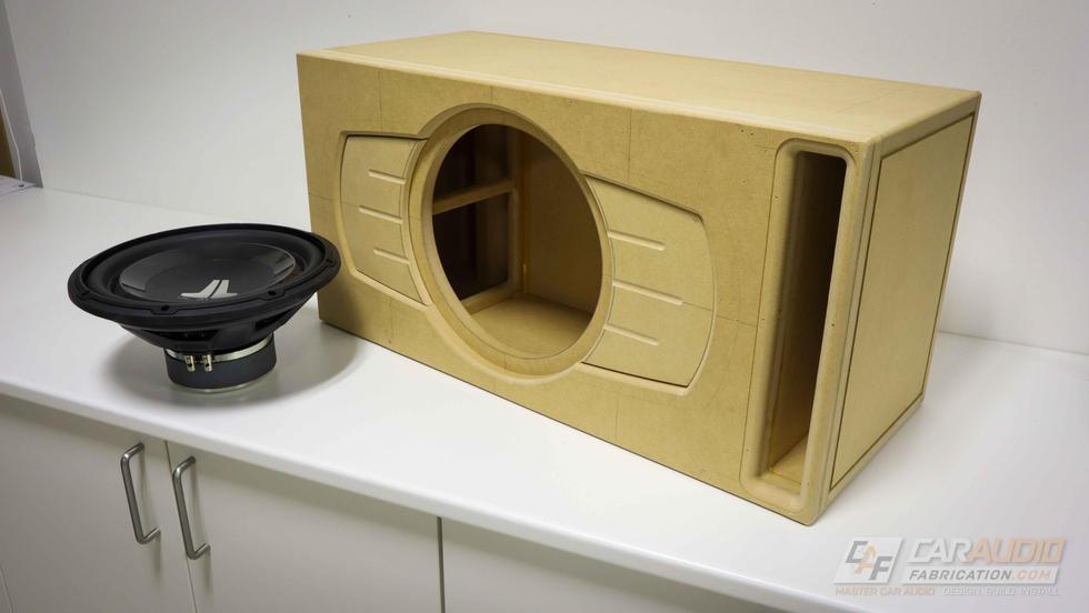 Subwoofer Box Tools & Materials