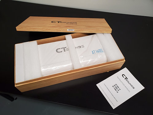 Used CT Sounds AT1400.1d Amplifier (with shipping in USA)