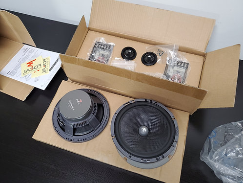 Used Focal Access 165 A1 Component 6.5 & Tweeter Set (with shipping in USA)