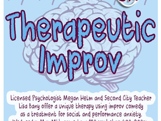 Play On Workshop: Therapeutic Improv