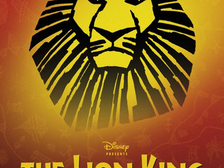 Lion King Auditions this Saturday!