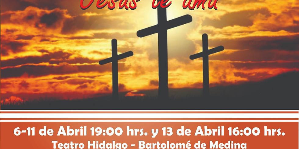 Pachuca Jesus te ama