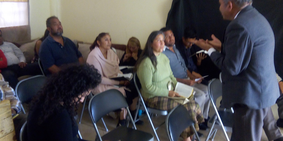Seminario Evangelismo de Amistad