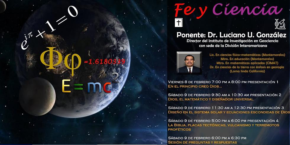 Fe y Ciencia 8 y 9 Feb 2019