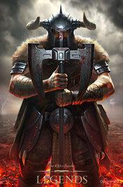 Card Illustration for The Elder Scrolls: Legends