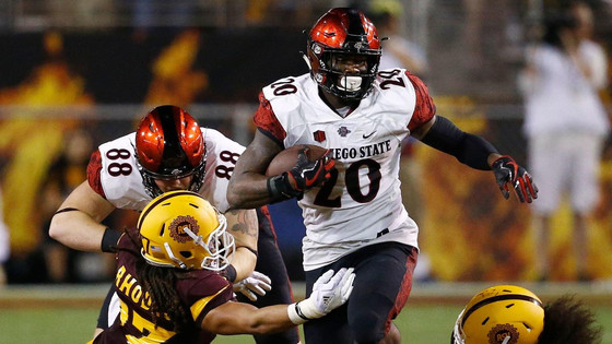 NFL Combine on tap for San Diego State quartet let by RB Rashaad Penny