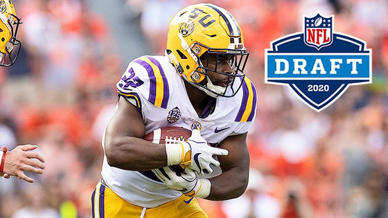 2020 NFL Draft Profile: Clyde Edwards-Helaire