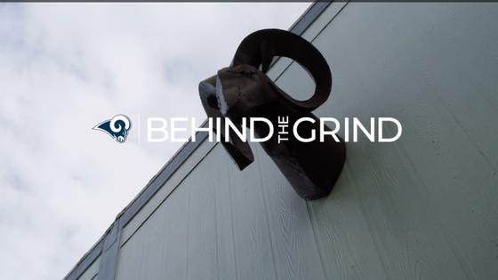 "Watch Episode 2 of Rams Original Series ""Behind the Grind"""