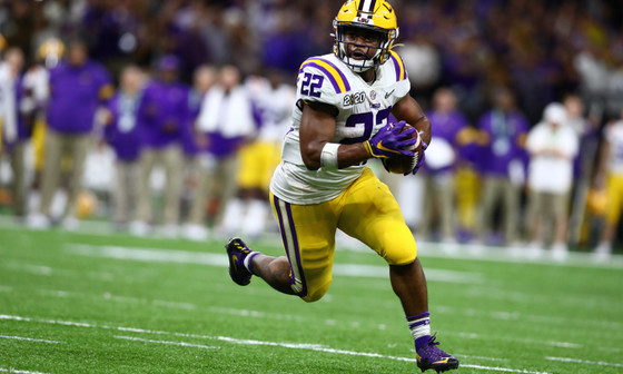 Prospect for the Pack: LSU RB Clyde Edwards-Helaire