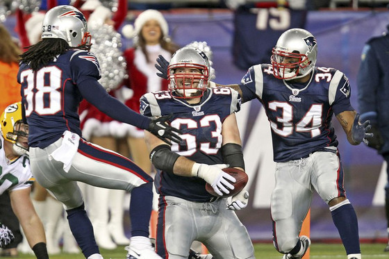 Pats' Past: When Patriots guard Dan Connolly had the most spectacular kickoff return in NFL history