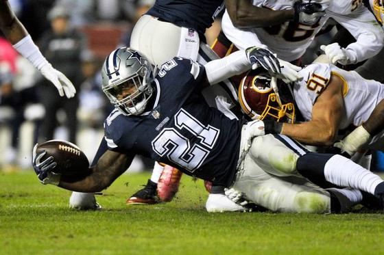 'Zeke has earned a new contract' with Dallas Cowboys, LaDainian Tomlinson says