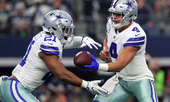 Cowboys Ezekiel Elliott in Top 4 of NFL sales