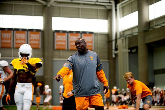 UT Vols: For wide receivers coach David Johnson, it's all about honesty
