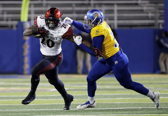 Get to know Rashaad Penny, the Seahawks' first-round NFL draft pick from San Diego State