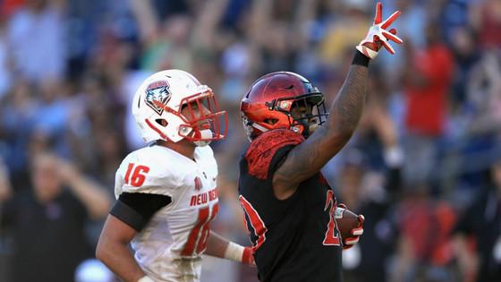 Mel Kiper Jr calls SDSU's Rashaad Penny 'spectacular,' possible high 2nd round NFL Draft