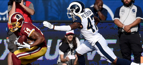 Ryan Grant, Mason Foster come up big in final minutes to beat the Rams