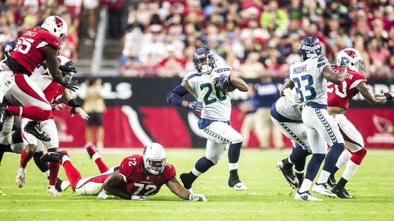 How Cardinals' David Johnson helped Seahawks' Rashaad Penny navigate a rocky rookie season