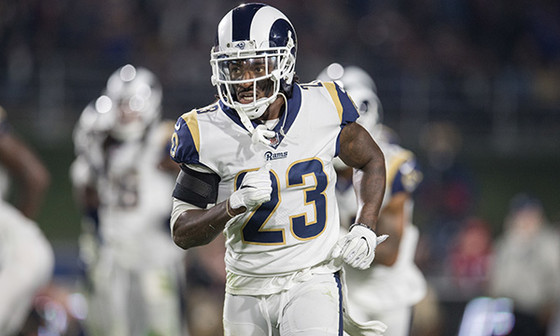 Robey-Coleman eager to continue building with Rams