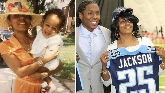 Cancer survivor, 12th Titan: Meet Adoree' Jackson's mom