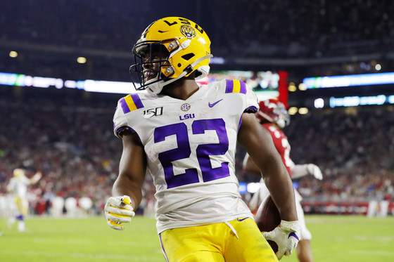 2020 LSU Football NFL Draft profiles: Clyde Edwards-Helaire