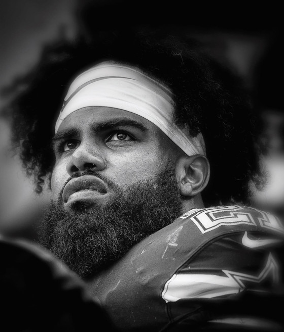How Ezekiel Elliott became a dominant force in the NFL