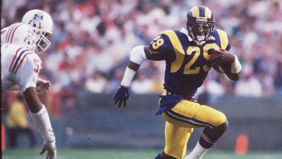 Rams will sign Hall of Fame player Eric Dickerson to one-day contract so he can retire as a Ram