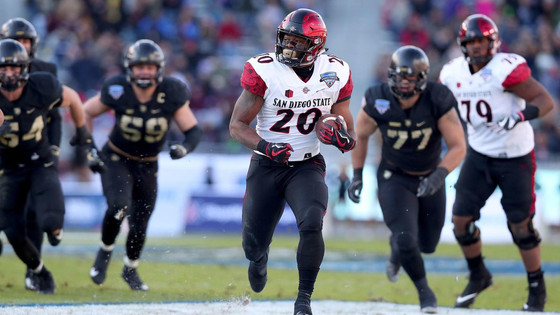 Rashaad Penny, San Diego State: 2018 NFL Draft scouting report