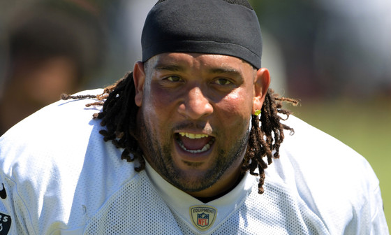 Raiders OT Donald Penn: 'Just wait and watch this comeback'