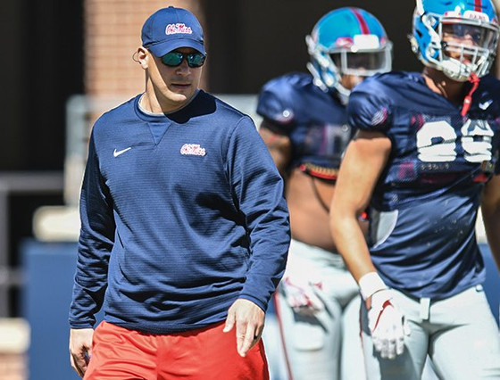 Ole Miss linebackers coach Jon Sumrall: Much-maligned group has 'more than enough ability for us to