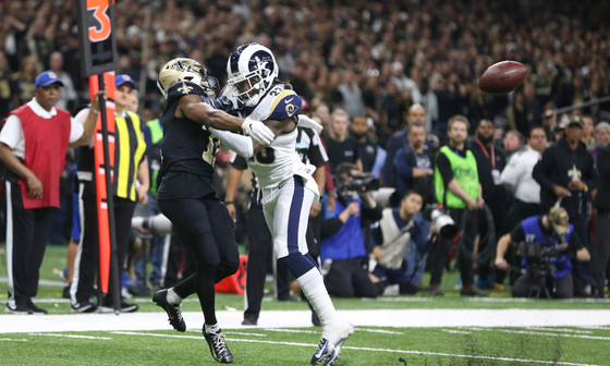 What Nickell Robey-Coleman said about new pass interference rule