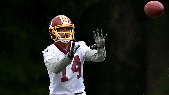 Redskins hope Ryan Grant takes advantage of more opportunities