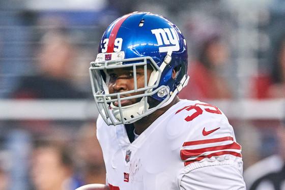 Elijhaa Penny is more to the Giants than just Saquon Barkley's lead blocker