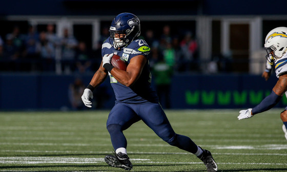Rashaad Penny expected to have a big role on Sunday against 49ers