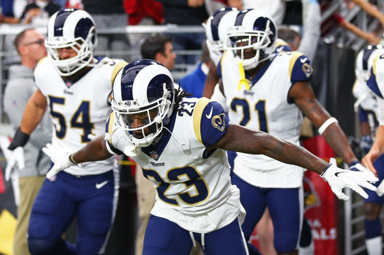 2018 Los Angeles Rams roster preview: CB Nickell Robey-Coleman looks to show why he's the slot-god