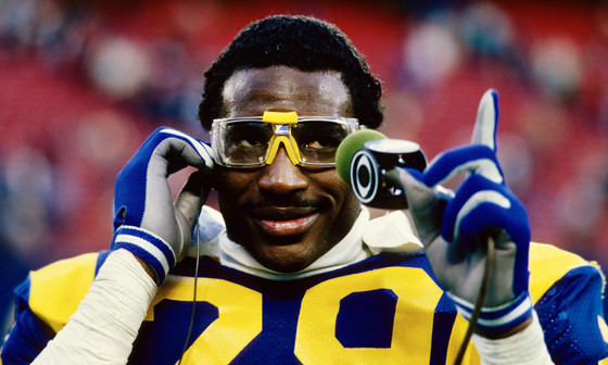 Eric Dickerson tells hilarious story of how he chose No. 29 with Rams