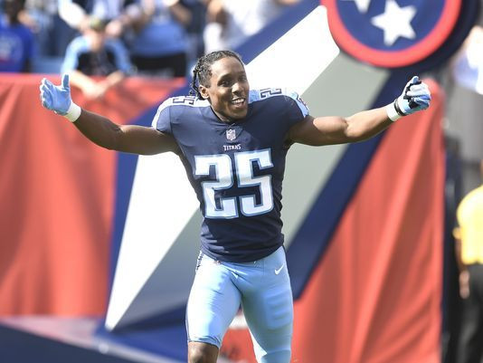 What Titans rookie Adoree' Jackson wants to tell 'Pacman' Jones in his return to Nashvil