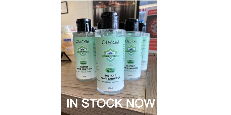 Orchard Hand Sanitizer Gel 120ML