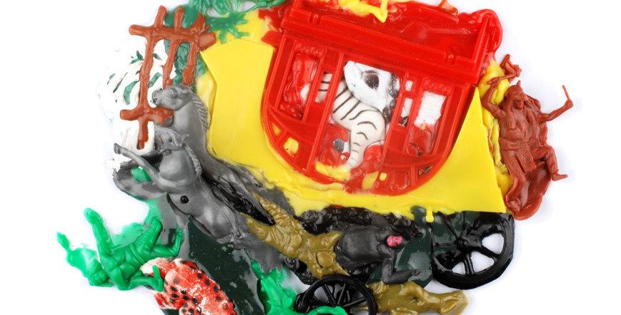 Géraud Soulhiol, Diligence, série Natures Mortes, 2010