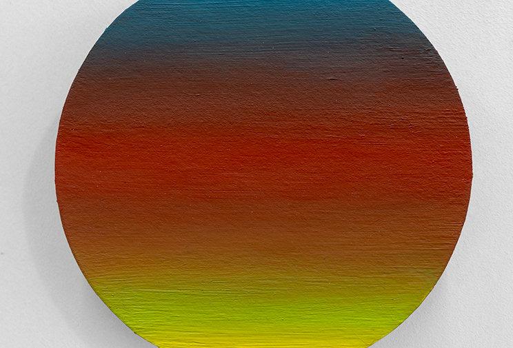 Chloé Poizat, nouvelles fictions (couchers de soleil), 2015