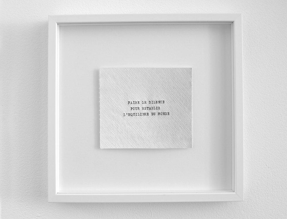 Jean-Baptiste Caron, Pièces à vivre #2, 2020