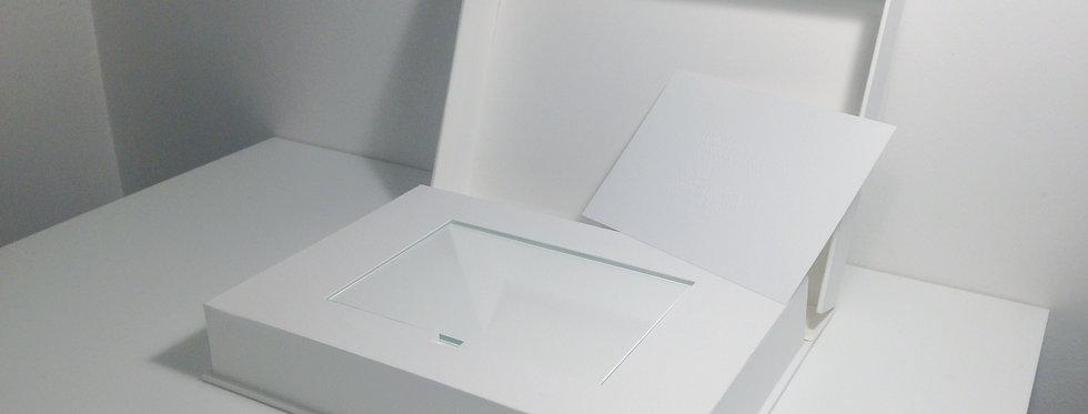 Jean-Baptiste Caron, Centimètre cube, 2016