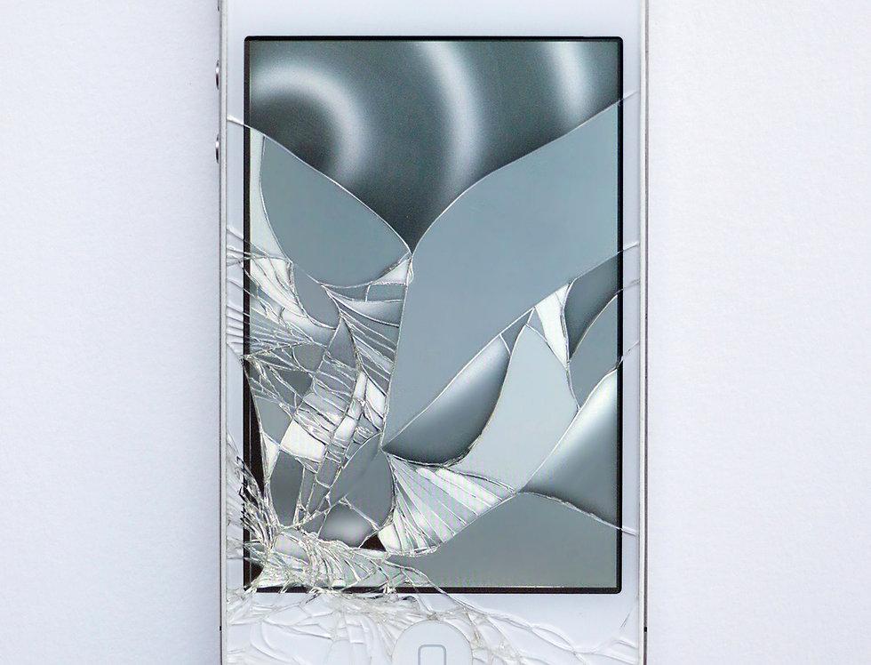 Emilie Brout & Maxime Marion, Return of the Broken Screens (Apple iPhone 4 II),