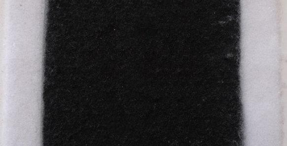 Jean-Baptiste Caron, Carré noir sur fond blanc, 2010