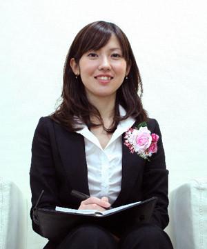 サマー系髪飾りの印象(スーツ)
